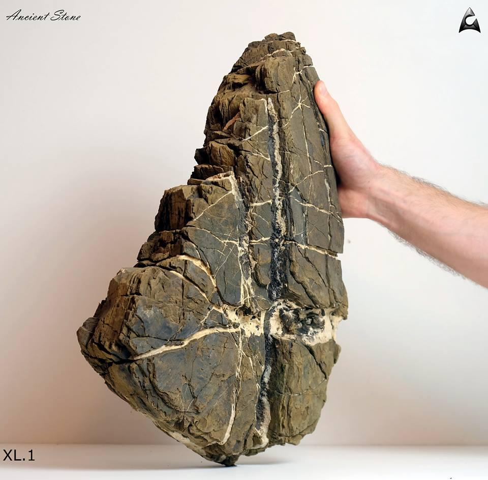 Ancient Stone kamienie do akwarium naturalnego